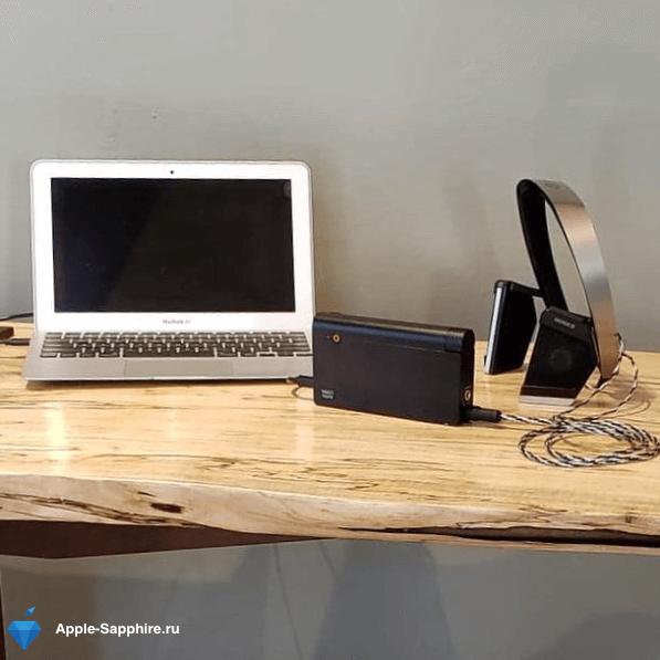 Замена петель на MacBook Air