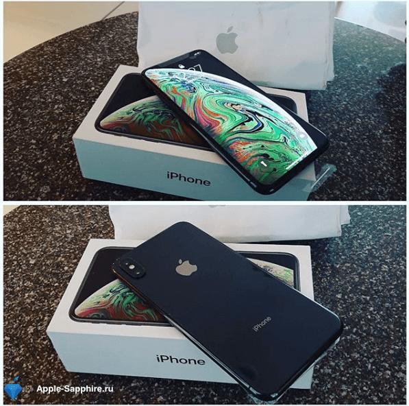 Не работает вспышка iPhone XS
