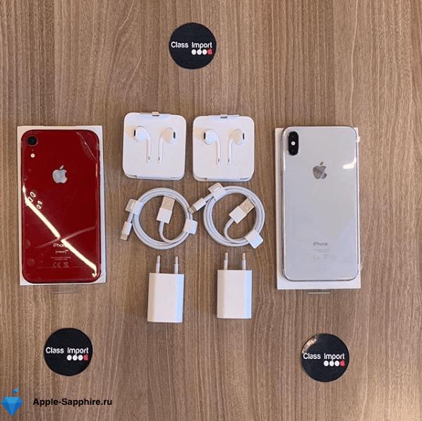 Обновление ПО (перепрошивка) iPhone XS MAX