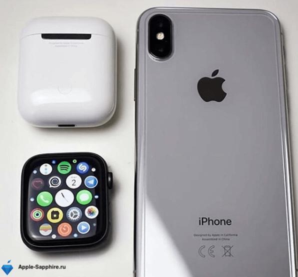 Греется iPhone XS MAX