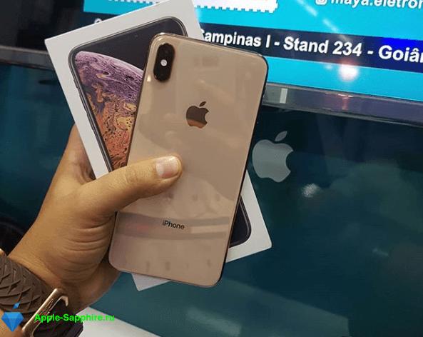 Ремонт кнопки вибро iPhone XS MAX