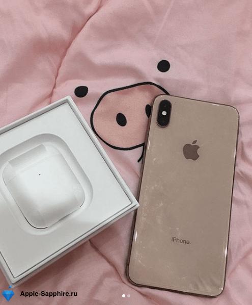 Не гаснет экран при разговоре iPhone XS MAX