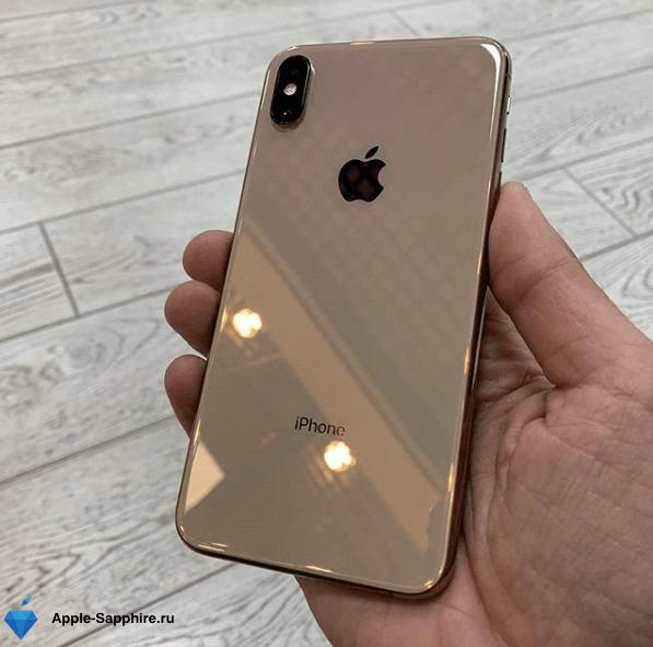 Не всегда срабатывает вибрация iPhone XS MAX