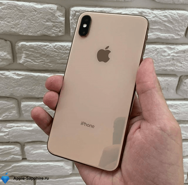 Не включается iPhone XS MAX