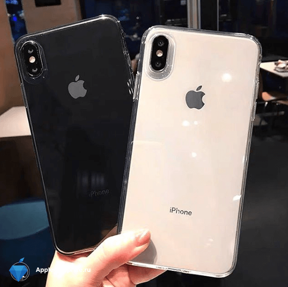 Не работает задняя камера iPhone XS MAX