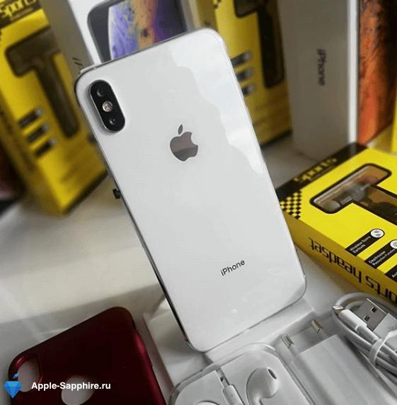 Не работает вибрация iPhone XS MAX
