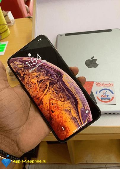 Нагревается iPhone XS MAX
