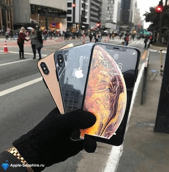 Забыт пароль входа iPhone XS MAX