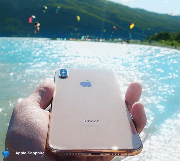 Не фокусирует задняя камера iPhone XS MAX