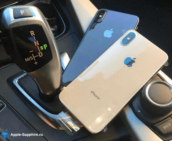 Не слышно собеседника iPhone XS MAX