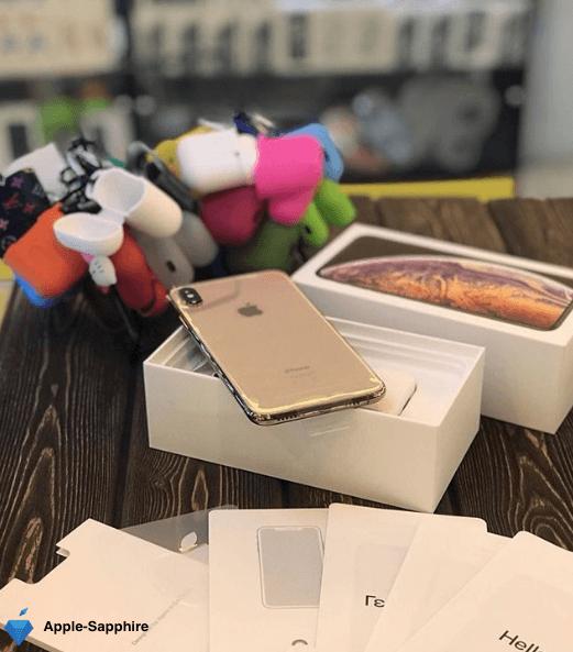 Динамик не работает iPhone XS MAX