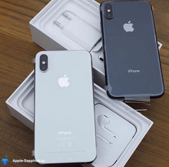 Динамик хрипит iPhone XS MAX