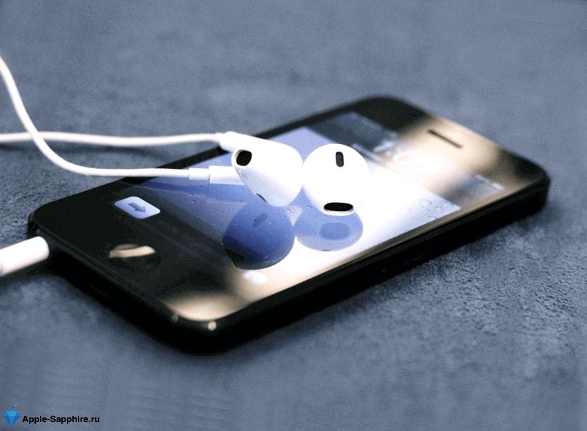 Будильник наушники iPhone