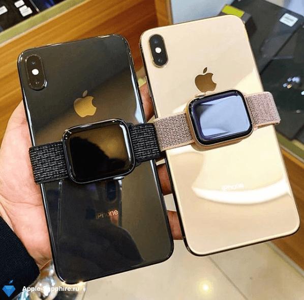 Плохо слышно собеседника iPhone XS MAX
