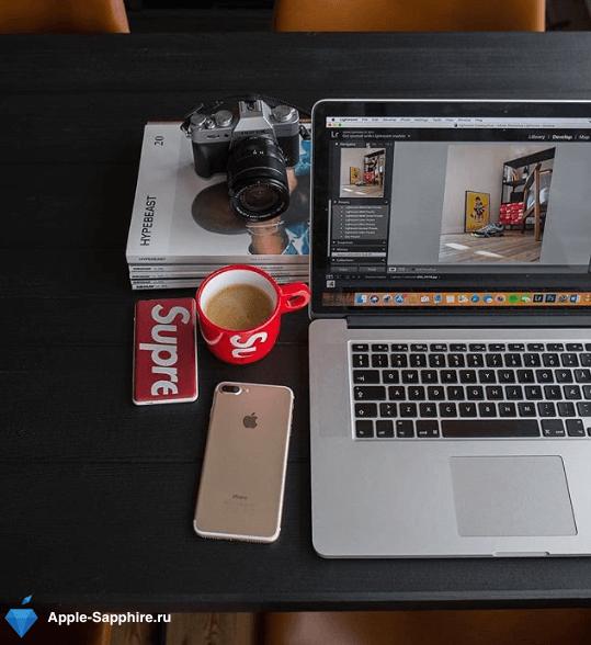 Замена тачпада MacBook