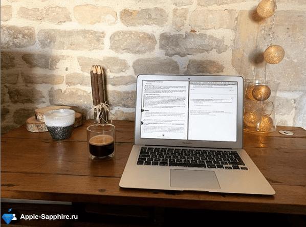Замена оперативной памяти MacBook