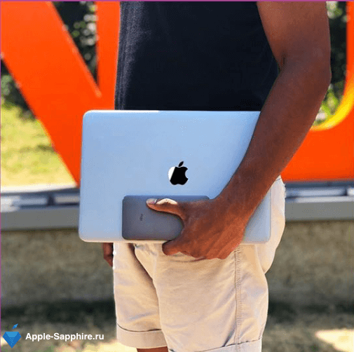 Замена видеочипа MacBook