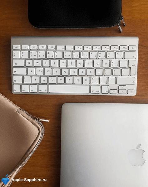 Замена разъема питания MacBook