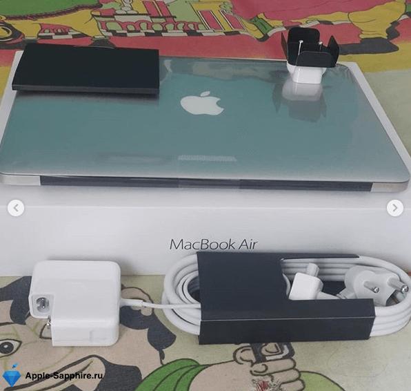 Установка ОС MacBook