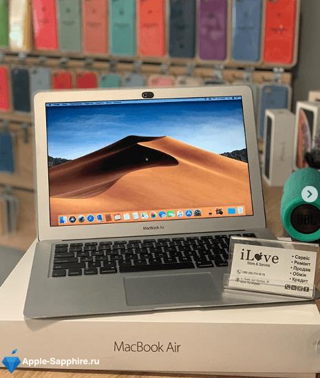 Полосы на экране MacBook