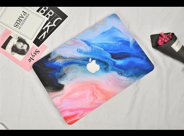 Полосы на экране MacBook Air
