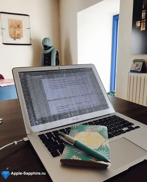 Медленно работает MacBook Air