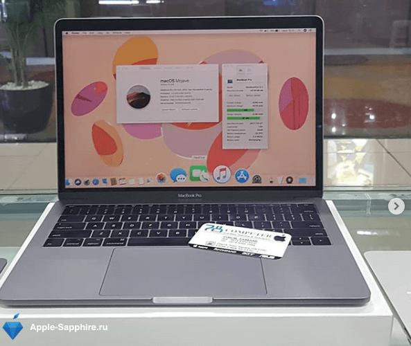 Шумит MacBook Air