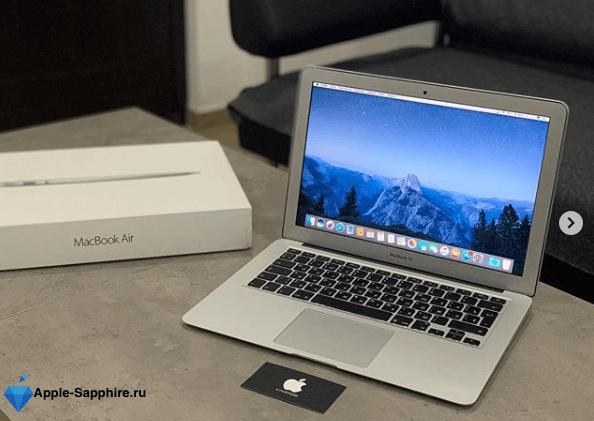 Не загружается MacBook Air