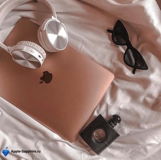 Треснул экран MacBook Pro