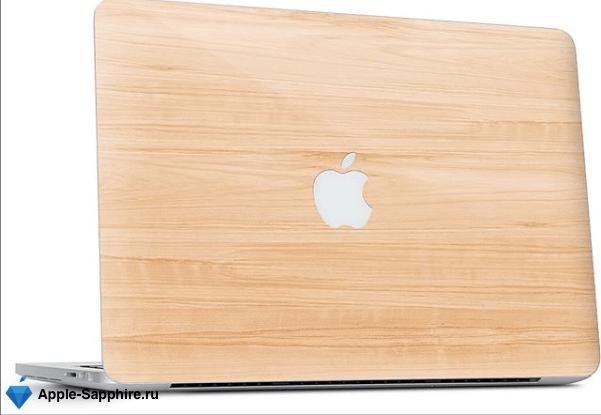 Попадания воды в MacBook Air