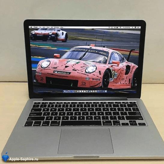 Диагностика MacBook Pro