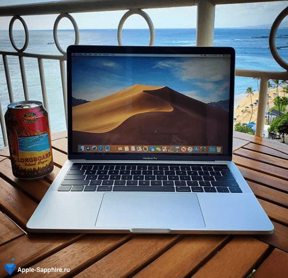 Выключается MacBook Pro