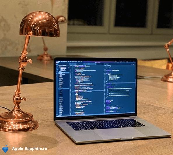Замена HDD MacBook Air