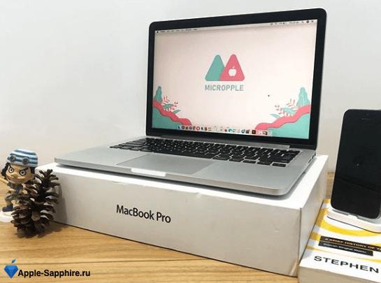 Замена HDD MacBook Pro