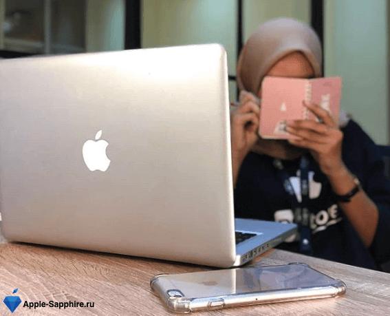 Не включается MacBook Retina