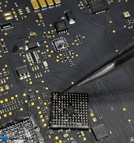 Нет звука на MacBook Pro