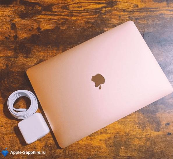 Восстановление данных MacBook Pro