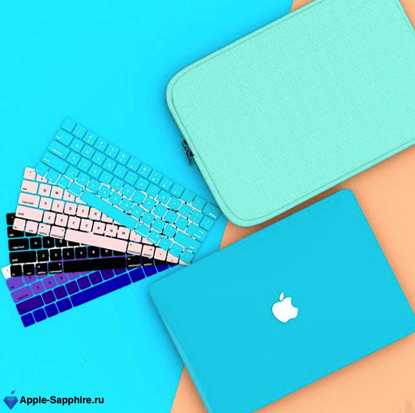 Замена клавиатуры MacBook Air