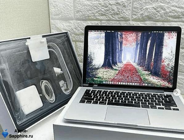 Замена SSD MacBook Air