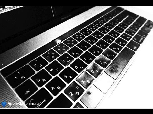 Замена оперативной памяти MacBook Air