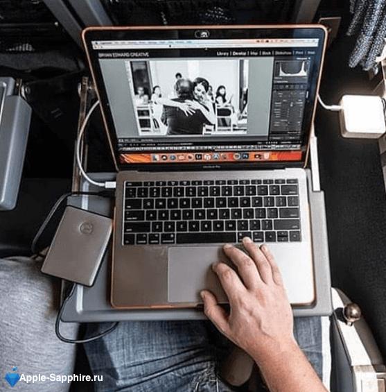 Не работает Bluetooth (AirDrop) MacBook Air