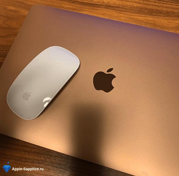 Замена разъема питания MacBook Air