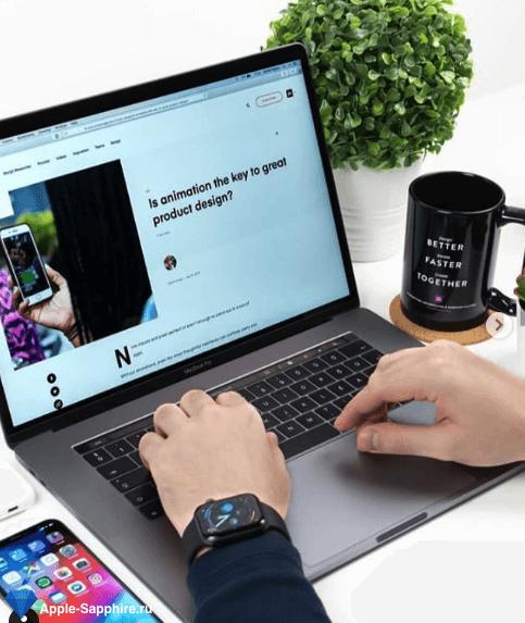 Замена видеочипа MacBook Pro