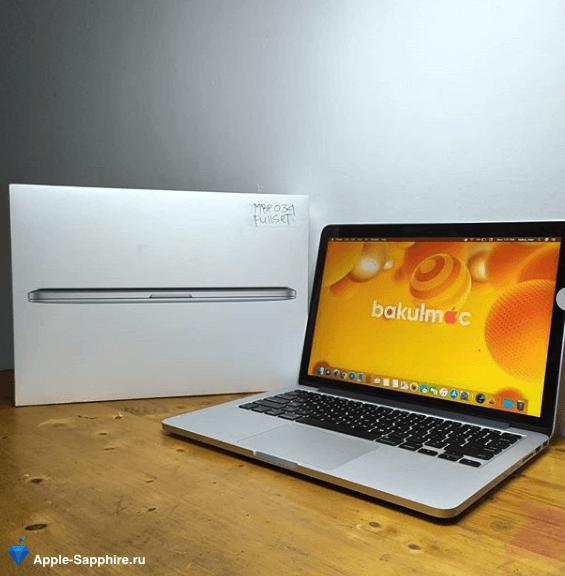 Замена оперативной памяти MacBook Pro Retina