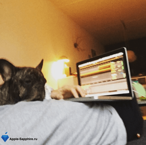 Ремонт материнской платы MacBook Pro Retina