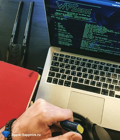 Установка ОС MacBook Pro Retina