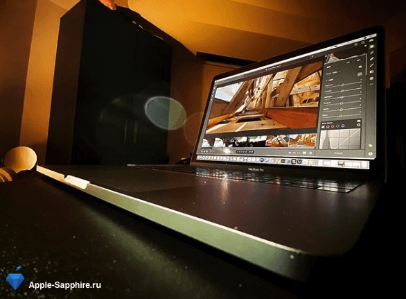 Замена аккумулятора MacBook Pro Retina