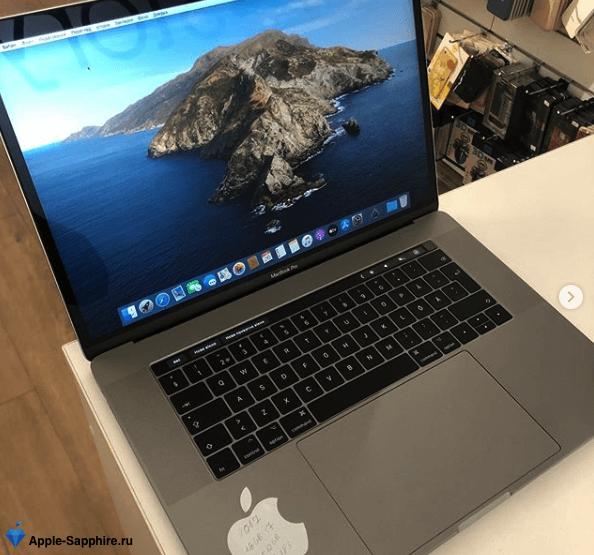 Чистка MacBook Pro
