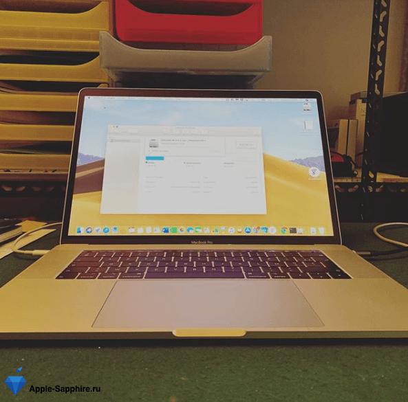 Не работает USB Macbook Pro