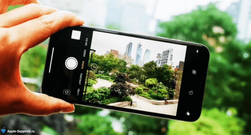Звук камеры в iPhone: как отключить или включить при съемке фото?